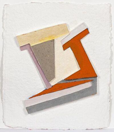 Frank Stella, 'Olyka III', 1975