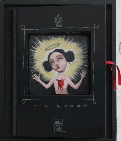 Angelo Barile, 'Mio cuore', 2019
