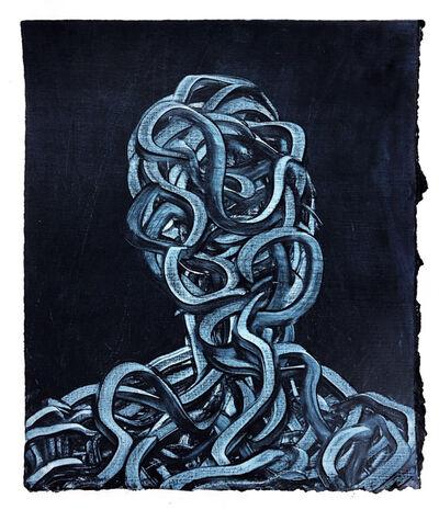 Emil Alzamora, 'untitled (head)', 2020