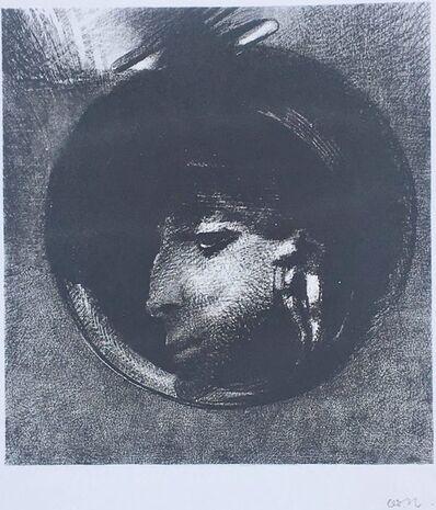 Odilon Redon, 'La Cellule Auriculaire', 1894
