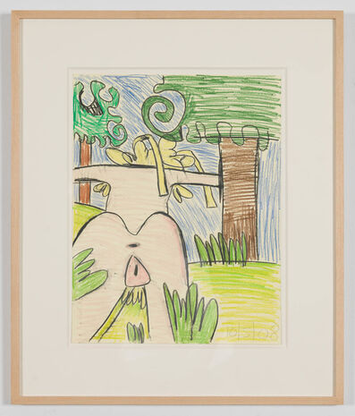 Carroll Dunham, 'Untitled (10/5/08)', 2008