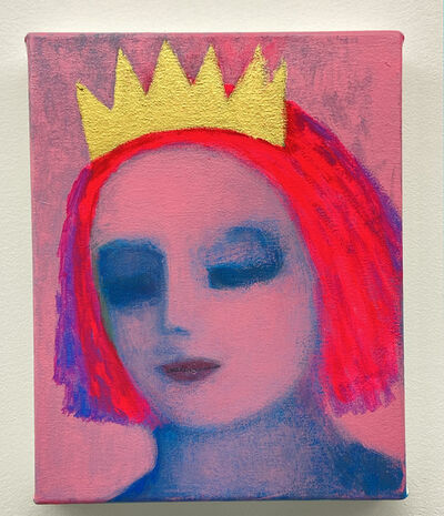 Ayse Wilson, 'Pink Princess', 2020
