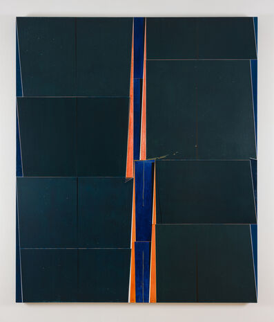 Qian Jiahua, 'Red Edge', 2018
