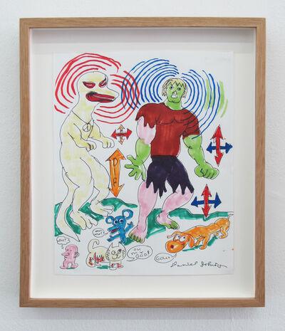 Daniel Johnston, 'What's New? ', 2009