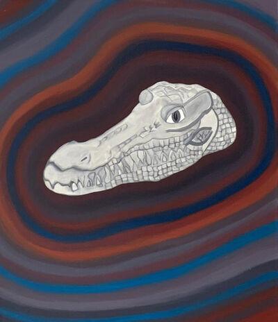 Ahmed Al-Jufairi, 'Scorpion to the Frog', 2020