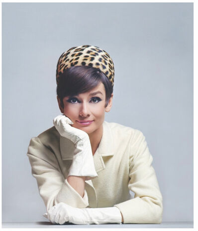 Douglas Kirkland, 'Audrey Hepburn - Leopard Hat'