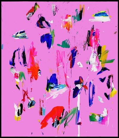 Santiago Picatoste, 'ATLAS Pink', 2019