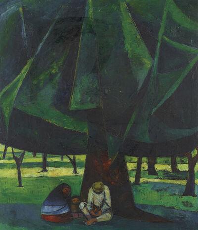 Eduardo Kingman, 'Parque', 1955