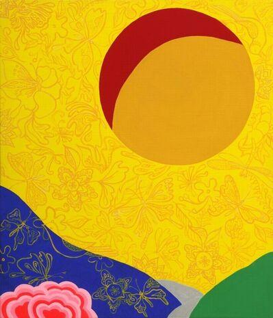 Sung-Hye Kim, 'Sun and Moon Sonido-2'