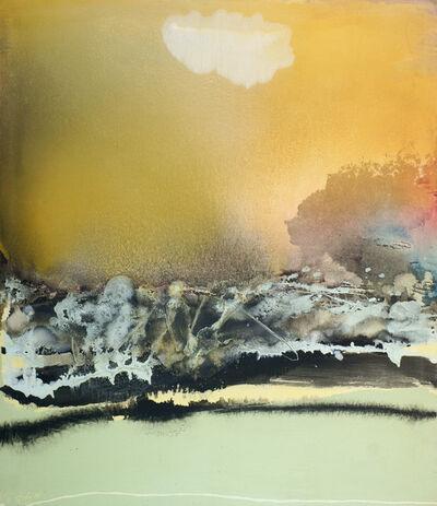 Chuang Che 莊喆, 'Golden Landscape', 1975