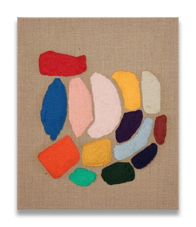 Anne-Lise Coste, 'De l'amour et de la solitude 14', 2017