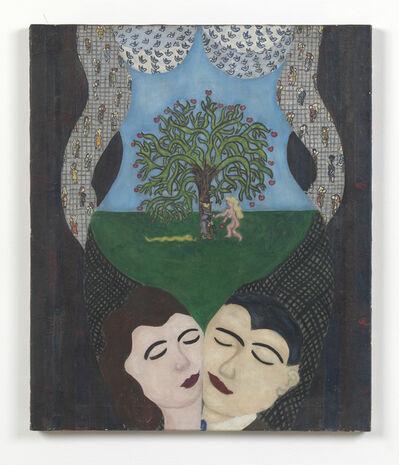 William Nelson Copley, 'Rideaux de Pommes', 1957