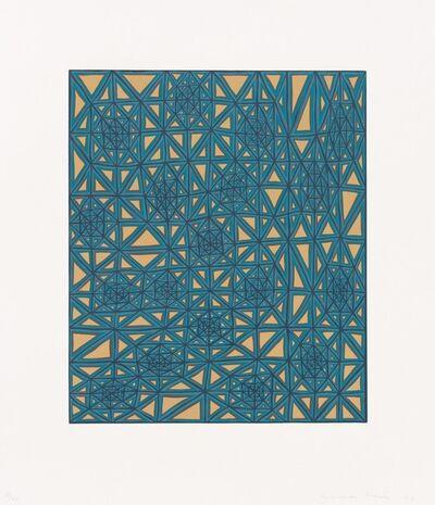 James Siena, 'Lattice', 2003