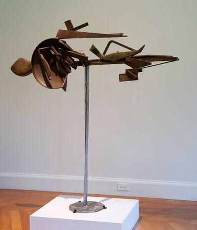 David Smith (1906-1965), 'Raven V', 1959