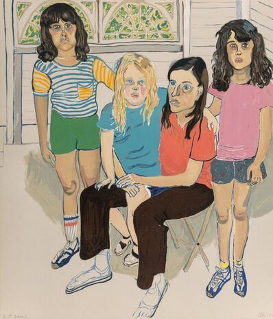 Alice Neel, 'The Family', 1982