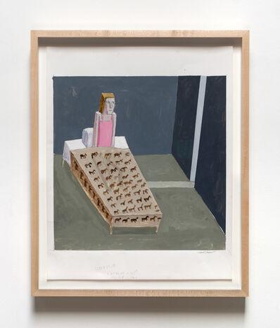 Mernet Larsen, 'Sound in the Night (Study)', 2015