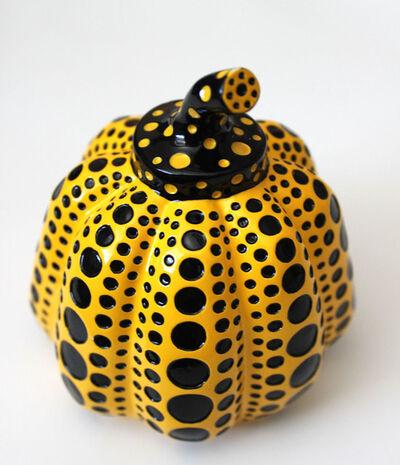 Yayoi Kusama, 'Pumpkin (yellow version)', 2013