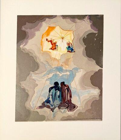 Salvador Dalí, 'La Divine Comédie - Paradis 15 - Extase de Dante', 1963
