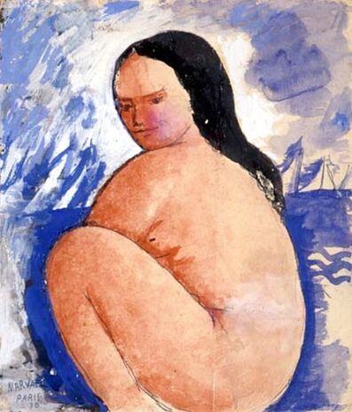 Francisco Narvaez, 'Desnudo', 1930
