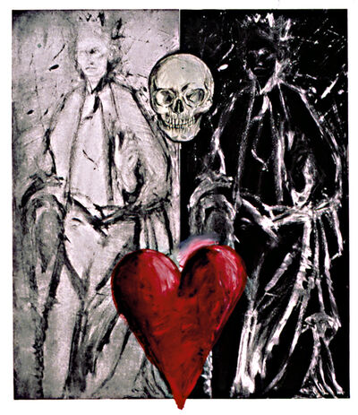 Jim Dine, 'Saint Anne', 1996