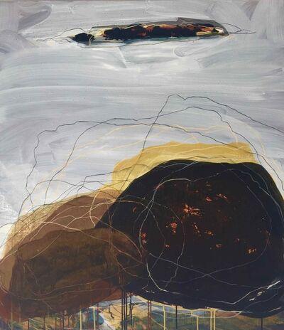 Sara Dudman RWA, 'Incoming Tide (West Beach) 1', 2017