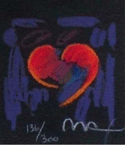 Peter Max, 'Heart Suite III, #1', 1997