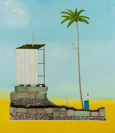 Thomas Frontini, 'Artist Studio at the Oasis.  ', 2016