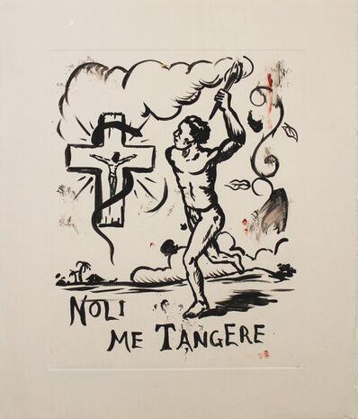Manuel Ocampo, 'Noli Me Tangere', 1991