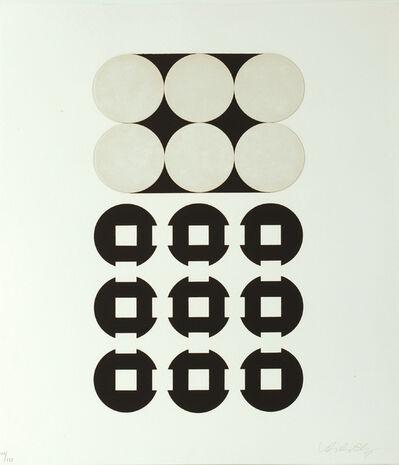 Victor Vasarely, 'Procion. Collage Kinetique.', 1959