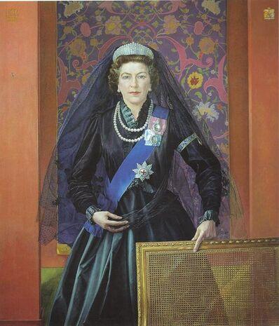 Norman Douglas Hutchinson, 'HM Queen Elizabeth II'