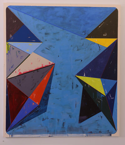 Warren Rosser, 'Sky Blue', 2014