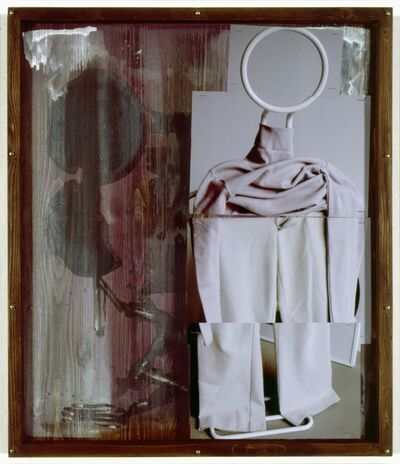 Rosemarie Trockel, 'She is dead 1', 2008