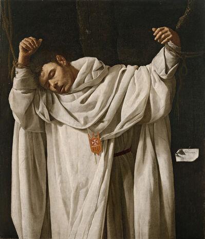 Francisco de Zurbarán, 'San Serapio (Saint Serapion)', 1628