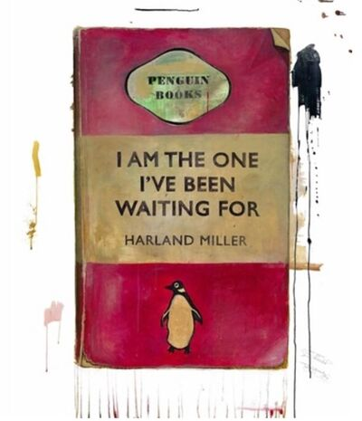 Harland Miller, 'I Am The One I've Been Waiting For'