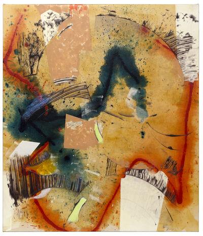 Walter Darby Bannard, 'Dropout (15-11B)', 2015