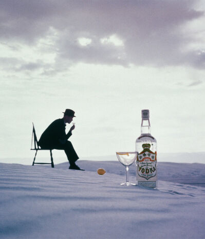 Bert Stern, 'Out of the Blue – White Sands, New Mexico', 1953