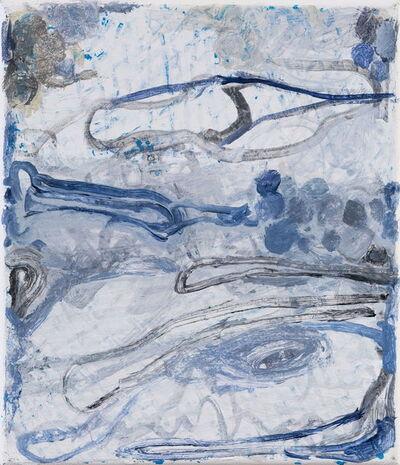 Ji Dachun 季大纯, '蓝色水法 Fountain', 2018