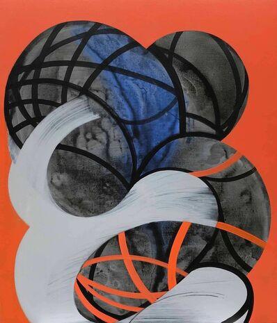 Ian Hughes, 'Scrum', 2019