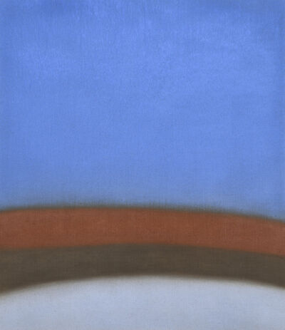 Susan Vecsey, 'Untitled (Blue/Red)', 2018