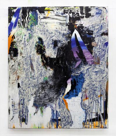 Allan Villavicencio, 'Ripped spaces', 2018