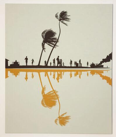 Hendrik Krawen, 'Silhouette Nr.20 - Insomnia', 2007