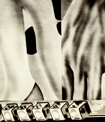 James Rosenquist, 'Push Buttons', 1972