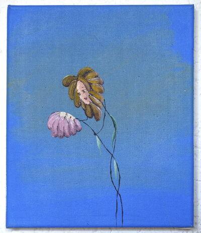 Fernanda Laguna, 'Flor muerta y chica que cuida a la flor ¿amor? ', 1996