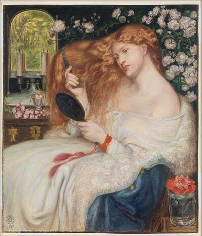 Dante Gabriel Rossetti, 'Lady Lilith', 1867