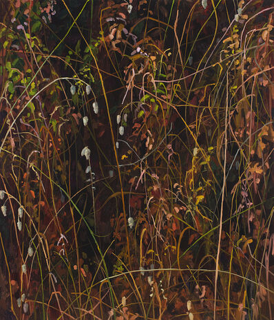Claire Sherman, 'Grass and Leaves ', 2020