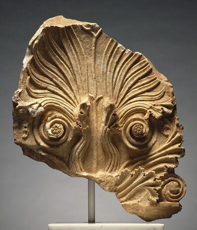 'Anthemion of a Grave Stele', ca. 320 BCE
