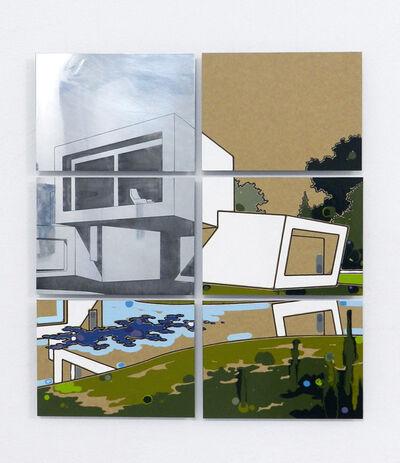 Guido Bagini, 'Technogreen #009', 2014