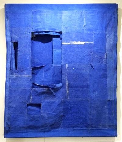 Simon Callery, 'Purfleet flat painting', 2018
