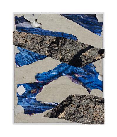 Letha Wilson, 'Mosaic Canyon Lava Concrete Bend', 2020
