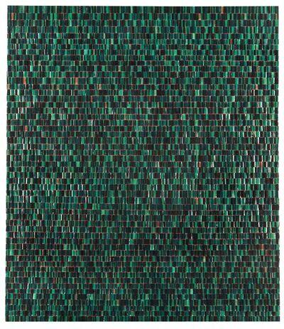 Omar Chacon, 'Ich Liebe Green...Bogota Emerald Green', 2018